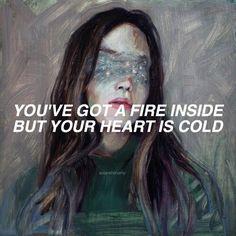 haunting // halsey #lyrics #music
