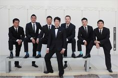 classic groomsman looks | CHECK OUT MORE IDEAS AT WEDDINGPINS.NET | #bridesmaids