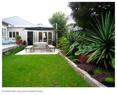 backyard landscaping ideas + nz - Google Search