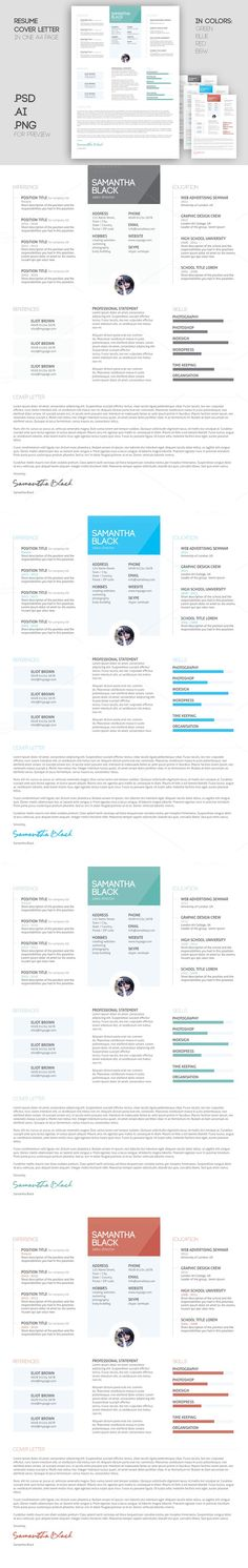 Professional Resume Template William Resume, Resume templates - portfolio word template