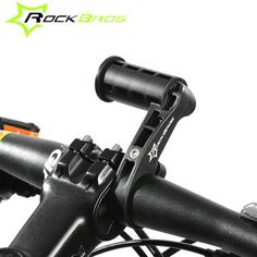 Rockbros YSZ1001 Bicycle Handlebar Bracket Extenders-3.99 and Free Shipping| GearBest.com