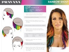 Head Sheets - PRAVANA - Hair Color & Hair Care Products for the Professional Stylist - Hair Loss Treatment Dark Curly Hair, Shiny Hair, Hair Color Placement, Stylus, Pravana Hair Color, Hair Colour, Hair Buildup, Natural Hair Conditioner, Hair Care Oil