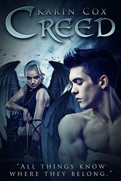 OMG... the 3rd bk finally released. Karen Cox has yet to not amaze me with her writing skills. She tells a story about love, honer, and sacrifice. Who to trust to have your back. She shows passion in her books. One of the best series I've read. Creed: All things know where they belong (Paranormal Fallen Angels/Vampires Book 3) by Karin Cox, http://www.amazon.com/dp/B00LEORZI6/ref=cm_sw_r_pi_dp_9STStb0VSVX49