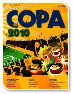Rumo à Copa 2010 Fifa World Cup, Breakfast Nook, Magick, Picture Cards
