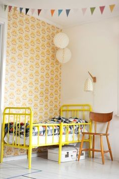 mommo design: YELLOW LOVE. A #CanDoBaby! fave.