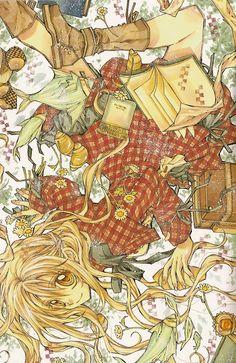 arina tanemura Manga Girl, Manga Anime, Shinshi Doumei Cross, Japanese Art Modern, Kawaii Art, Anime Artwork, Manga Pictures, Manga Games, Manga Drawing