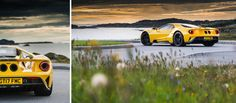 Watch The Ford GT Head Out For A Drive On The Atlantic Ocean Road #FordGT #Supercar #Roadtrip