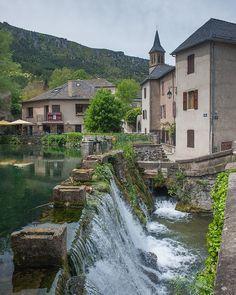 Florac, Tarn, France