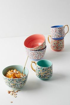 Add another mug to the collection | Liberty for Anthropologie