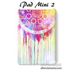 Rainbow Dreamcatcher Dream Catcher iPad MINI 2 Case Cover Hardshell