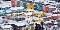 Dawson City – Territoire du Yukon Canada, Abstract, City, Artwork, Summary, Work Of Art, Auguste Rodin Artwork, Cities, Artworks
