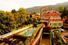 Отель Splendid в Бавено