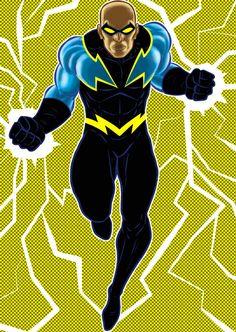 Black Lightning 2.0 by *Thuddleston