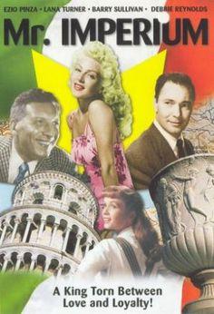 DVD CINE 932 - Mr. Imperium (1951) EEUU. Dir: Don Hartman. Musical. Romance. Sinopse: unha bailarina de Hollywood reinicia o seu romance cun antigo amor que está a piques de ser aclamado rei, tras a guerra e unha revolución no seu país. Para poder seguir a súa relación deben atoparse en segredo e usar todas as artimañas posibles para os seus encontros furtivos.