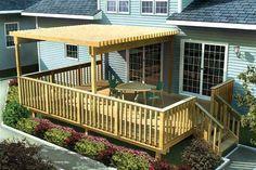 Deck Cost Calculator | Composite Deck Cost Estimator | Trex | Good ...