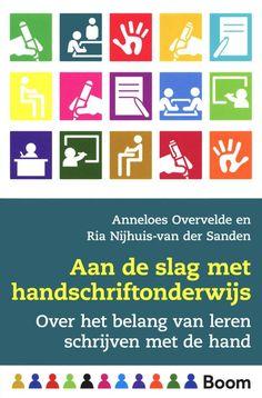 Aan de slag met handschriftonderwijs is een praktisch boek over het belang van leren schrijven met de hand. School