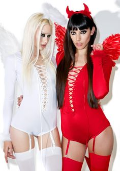 9de64bf4f Dolls Kill Sexy Sinner Costume Set Matching Costumes
