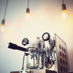 rocket-espresso: Bella Macchina ❤️ Rocket Appartamento arrived today via @dimismm911 With a Rocket Espresso machine in your kitchen you will be faster #fact