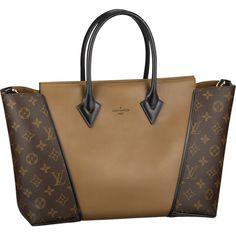 ee183c9912 Louis Vuitton W Bag Collection by None, via Polyvore #louisvuitton #wbag  #bag