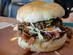 Holy Smoke Barbeque - Manwich by Calgary Reviews, via Flickr