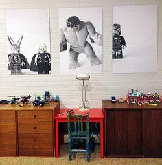 DIY Lego Posters .22 Easy And Great DIY Ideas #diy #crafts