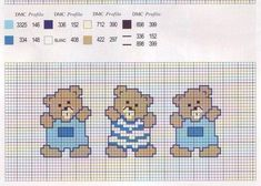 Brilliant Cross Stitch Embroidery Tips Ideas. Mesmerizing Cross Stitch Embroidery Tips Ideas. Baby Cross Stitch Patterns, Cross Stitch For Kids, Mini Cross Stitch, Cross Stitch Cards, Cross Stitch Kits, Cross Stitch Designs, Cross Stitching, Baby Embroidery, Hand Embroidery Patterns
