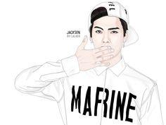 Jackson Wang GOT7 #jackson #JacksonWang  #GOT7 #갓세븐