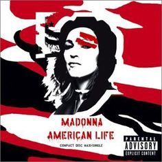 Part-requiem, part-rebirth, Madonna has introduced her tenth studio album AMERICAN LIFE. http://www.amazon.com/dp/B00008VGK0/ref=nosim?tag=x8-20
