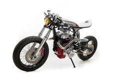Honda CBN400 by Ed Turner Motorcycles - Bikers Cafe
