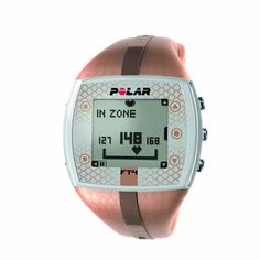 Heart Rate Monitor Watch  Polar_ FT4F  BronzeBronze  for Female ** Want additional info? Click on the image.(This is an Amazon affiliate link and I receive a commission for the sales)