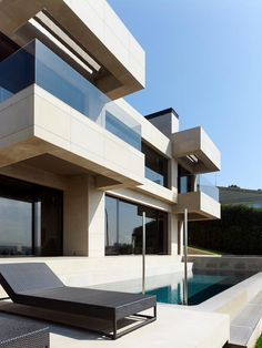 Single-Family House in Mera-La Coruña by A-cero