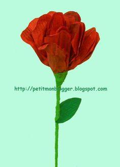 """""""De la sang del drac va sortir-ne un roser ple de roses vermelles com la mateixa sang. El cavaller Jordi va prendre'n una i va donar-la a la..."""
