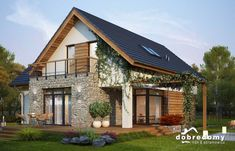 Modern Bungalow House, Modern House Design, House Siding, Facade House, Conch House, German Houses, Architecture Courtyard, House Construction Plan, Bungalow Renovation