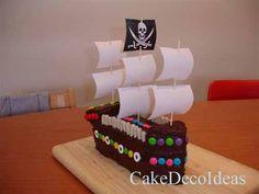 Nice colourful one  Children's Birthday Cakes - CakeDecoIdeas