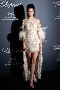 Kendall Jenner au Festival de Cannes 2016