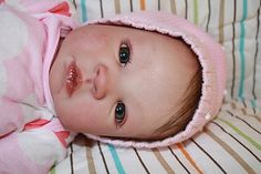 Beautiful Custom Baby Doll