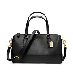 602ff4c9ed COACH SAFFIANO LEATHER MINI SATCHEL   Reviews - COACH - Handbags    Accessories - Macy s
