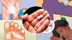 Los 10 trucos con Aspirina que toda mujer tiene que saber. Te cambia la vida por completoEstos son los 10 trucos usando Aspirina que toda mujer debería conocer. Esto cambia la vida diaria de una mujer por completo.