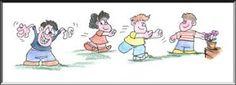 quelle piccole pesti: Strega Comanda Colori: giochi per bambini