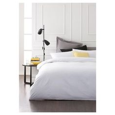 Image for White Quilt Cover Set - Queen Bed from Kmart Teen Bedroom Designs, Bedroom Styles, Bedroom Colors, Bedroom Ideas, King Bedding Sets, Bedding Shop, King Beds, Queen Beds, Mustard Bedroom
