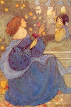 A Peal of Bells by Emma Florence Harrison :: artmagick.com