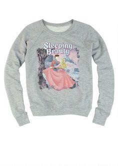 Sleeping Beauty Sweatshirt - View All Tops - Tops - dELiA*s
