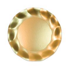 Satin Gold Large Plates 10Pkg -- Check this awesome product by going to the link at the image.