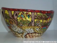 Penzo African pottery