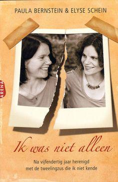 Intrigerend en spannend verhaal van twee identieke tweelingzussen die niet van elkaars bestaan wisten totdat ze halverwege de 30 waren.