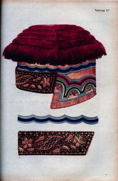 FolkCostume&Embroidery: Costume & Embroidery of the Kalmyk