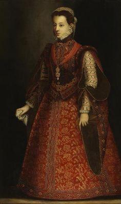 La emperatriz Isabel de Portugal, mujer de Carlos V - Colección - Museo Nacional del Prado