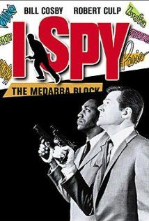 I Spy:  A pair of American agents faces espionage adventures with skill, humor and some serious questions about their work. Robinson's cover is as a former Princeton law student and Davis Cup tennis player; Rhodes scholar Scott is his trainer as well as being a language expert.  (TV Series 1965–1968)