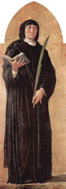 The Heart of Lectio Divina Illuminated Vintage Artwork, Saints, Classical Art, Benedict, Saint Benedict, Catholic Saints, Catholic, Artwork, Poster Prints