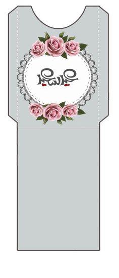 Eid Ramadan, Ramadan Gifts, Eid Crafts, Diy And Crafts, Eid Envelopes, Eid Boxes, Eid Card Designs, Box Template Printable, Eid Stickers